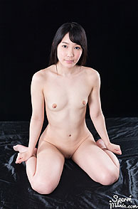 Tiny Tits Naked Asian On Her Knees