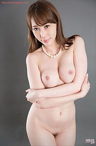 Naked Asian Babe Aya Kisaki In Studio Shoot